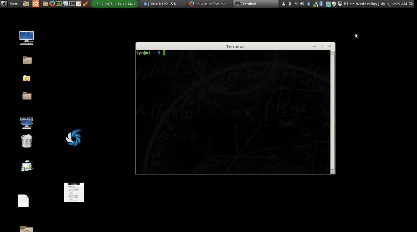 desktop-background-not-working