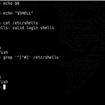 How to find list of available shells using terminal command in Linux Mint 17.x/18.x