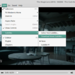 XPlayer downloaded subtitle location on Linux Mint Cinnamon 18.2 Sonya